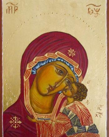 A-8 Matka Boża Czuła Eleusa