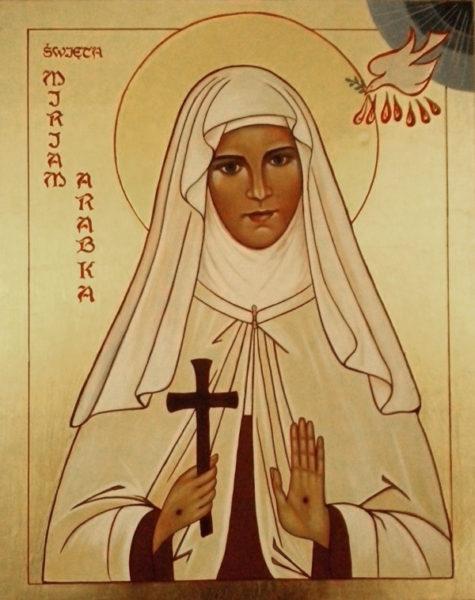 B-5 Św. Miriam Arabka