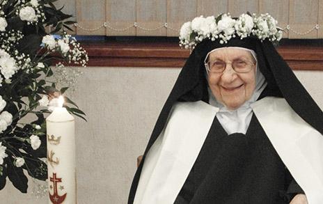Wspomnienia naszej Siostry Krystyny od Krzyża