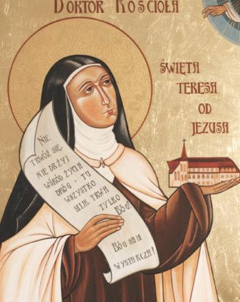 B-3 Św. Teresa od Jezusa