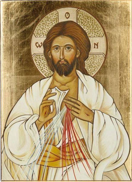 C-11 Jezus Miósierny -kadr