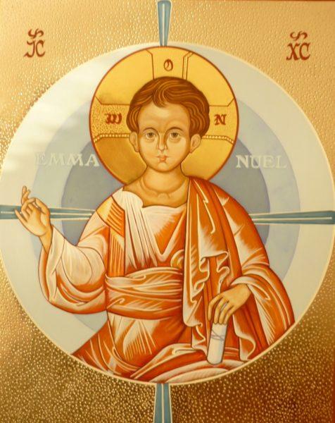 C-4 Jezus Emmanuel