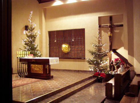 Boże Narodzenie w naszej kaplicy