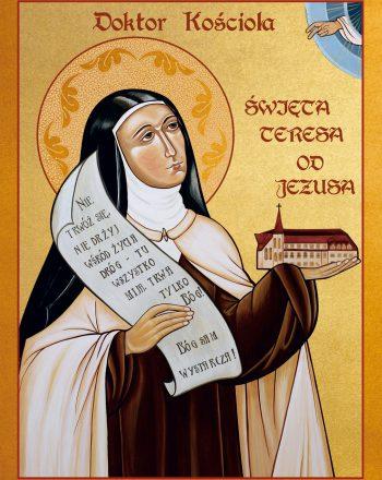 C-32 św. Teresa od Jezusa