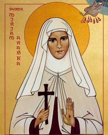 C- 35 św. Miriam Arabka