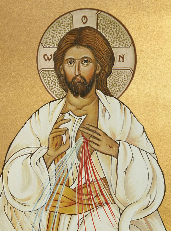 C-6 Jezus Miłosierny - kadr